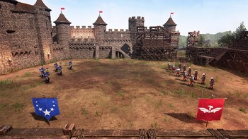 Screenshot1 - Bannermen