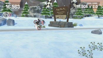 Screenshot1 - Pumped BMX Pro