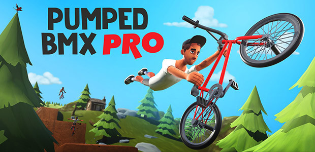 Pumped BMX Pro - Cover / Packshot