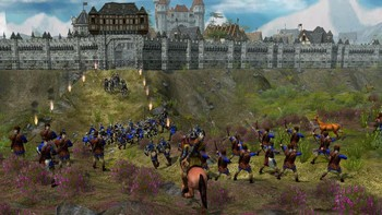 Screenshot1 - The Settlers: Heritage of Kings - History Edition