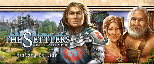 The Settlers: Rise of an Empire - History Edition