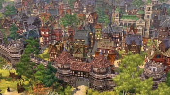 Screenshot1 - The Settlers: Rise of an Empire - History Edition