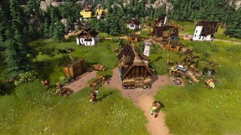 Screenshot6 - The Settlers 7 - History Edition
