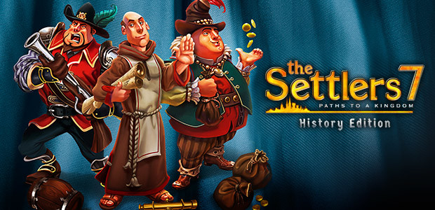 The Settlers 7 - History Edition