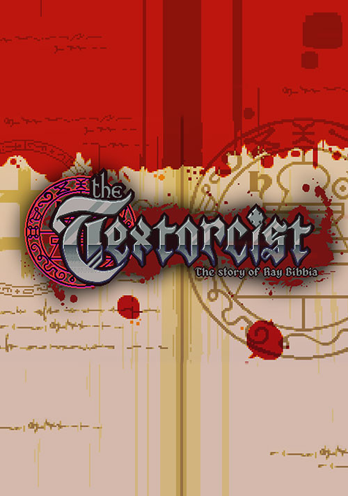 The Textorcist: The Story of Ray Bibbia - Cover / Packshot