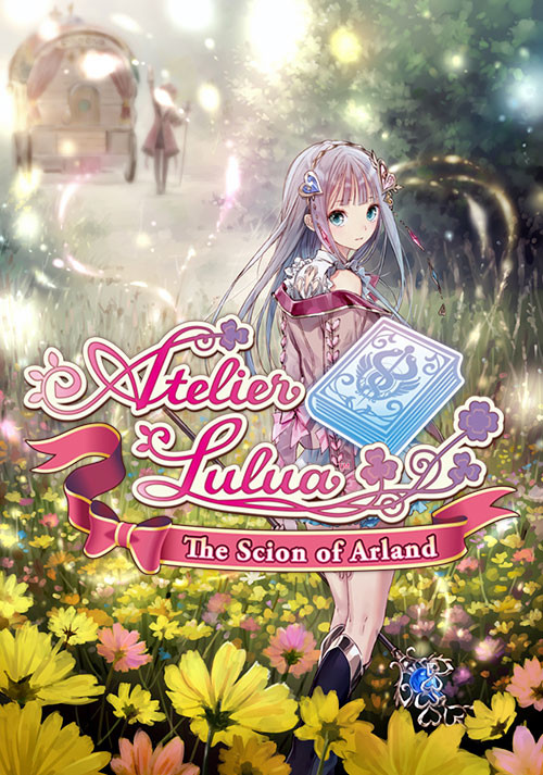 Atelier Lulua: The Scion of Arland - Cover