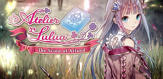 Atelier Lulua: The Scion of Arland - Cover / Packshot
