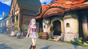 Screenshot1 - Atelier Lulua: The Scion of Arland