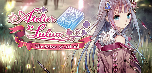 Atelier Lulua: The Scion of Arland - Cover / Packshot