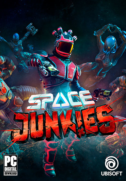Space Junkies™ - Cover / Packshot
