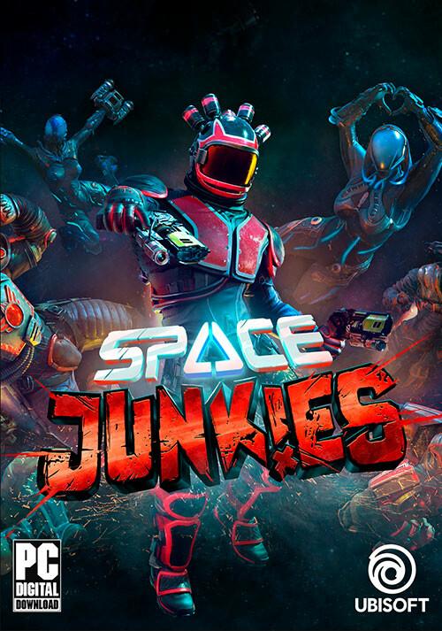 Space Junkies™ - Cover