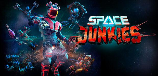Space Junkies™ - Cover / Packshot