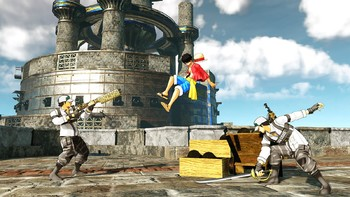 Screenshot9 - One Piece World Seeker Deluxe Edition