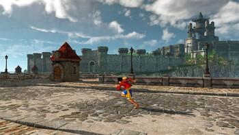 Screenshot1 - One Piece World Seeker Deluxe Edition
