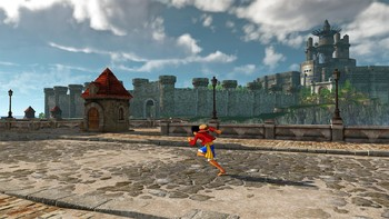 Screenshot1 - One Piece World Seeker Deluxe Edition