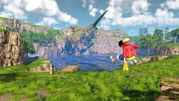 Screenshot3 - One Piece World Seeker Deluxe Edition