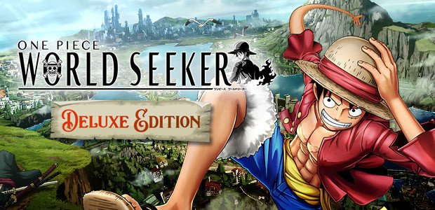 One Piece World Seeker Deluxe Edition - Cover / Packshot