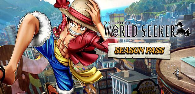 One Piece World Seeker Episode Pass - Cover / Packshot
