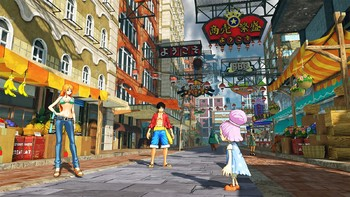Screenshot2 - One Piece World Seeker Episode Pass