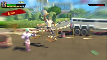 Screenshot2 - Shaq Fu: A Legend Reborn