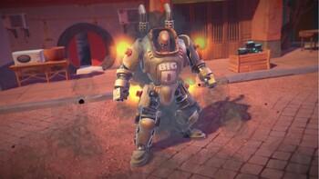 Screenshot3 - Shaq Fu: A Legend Reborn