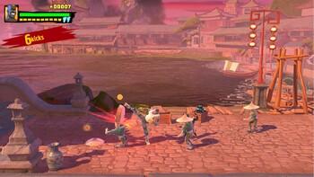 Screenshot4 - Shaq Fu: A Legend Reborn