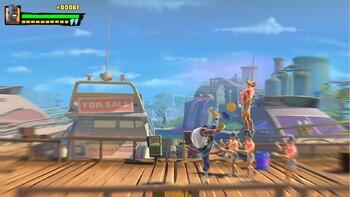 Screenshot5 - Shaq Fu: A Legend Reborn