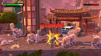 Screenshot9 - Shaq Fu: A Legend Reborn
