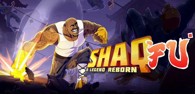 Shaq Fu: A Legend Reborn - Cover / Packshot