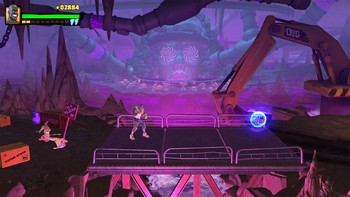 Screenshot10 - Shaq Fu: A Legend Reborn