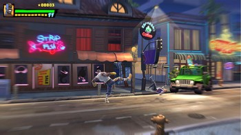 Screenshot6 - Shaq Fu: A Legend Reborn