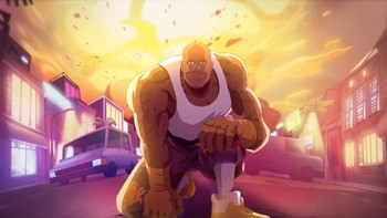 Screenshot7 - Shaq Fu: A Legend Reborn