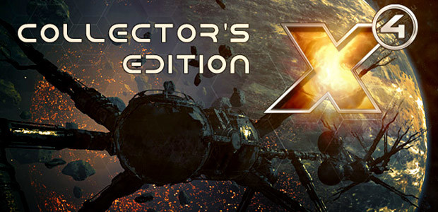 X4: Foundations Collector's Edition - Cover / Packshot