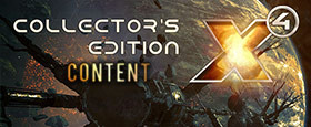 X4: Foundations Collector's Edition - Extra Content