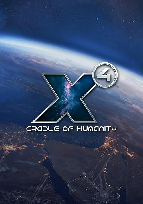 X4: Le berceau de l'humanité - Cover / Packshot