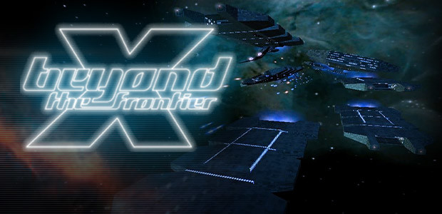 X: Beyond the Frontier - Cover / Packshot