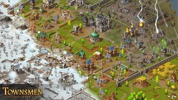 Screenshot2 - Townsmen - A Kingdom Rebuilt
