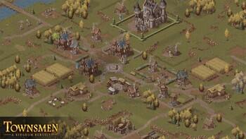 Screenshot4 - Townsmen - A Kingdom Rebuilt
