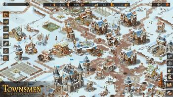 Screenshot3 - Townsmen - A Kingdom Rebuilt