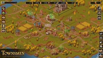 Screenshot6 - Townsmen - A Kingdom Rebuilt