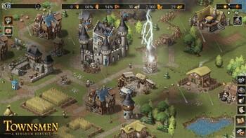 Screenshot7 - Townsmen - A Kingdom Rebuilt