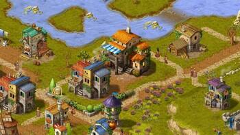 Screenshot3 - Townsmen - A Kingdom Rebuilt: The Seaside Empire