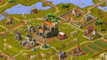 Screenshot4 - Townsmen - A Kingdom Rebuilt: The Seaside Empire