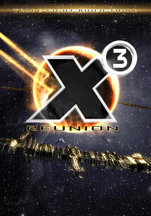 X3: Reunion - Cover