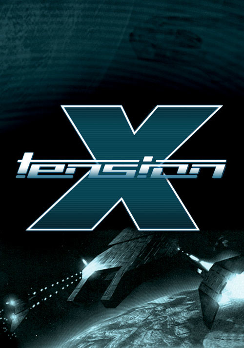X: Tension - Cover