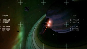 Screenshot1 - X: Tension