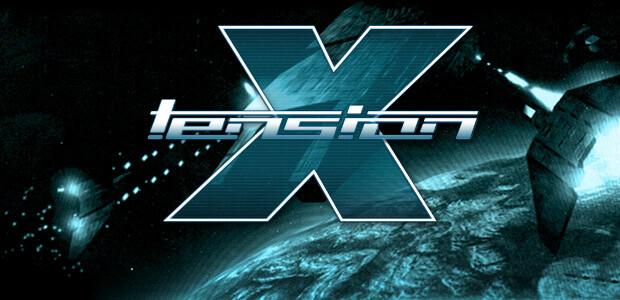 X: Tension - Cover / Packshot