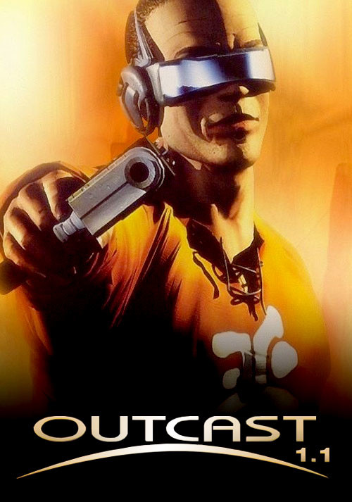 Outcast 1.1 - Cover / Packshot