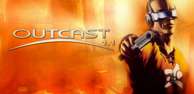 Outcast 1.1 - Cover / Packshot
