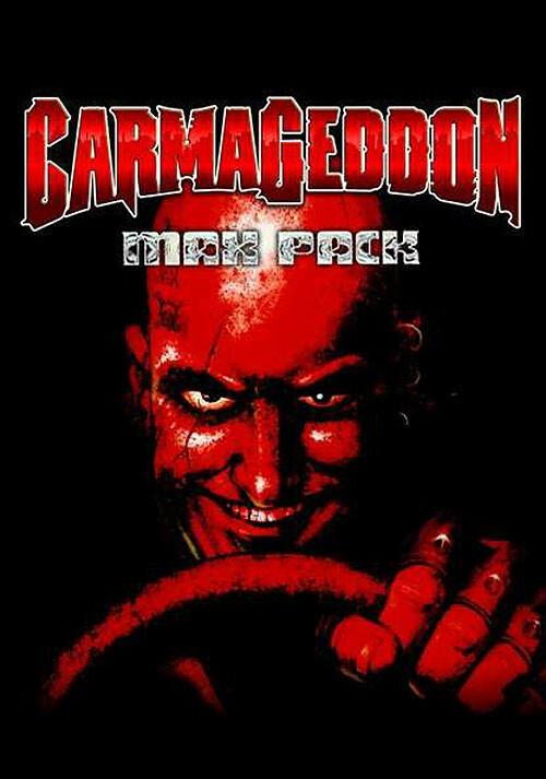 Carmageddon Max Pack - Cover / Packshot